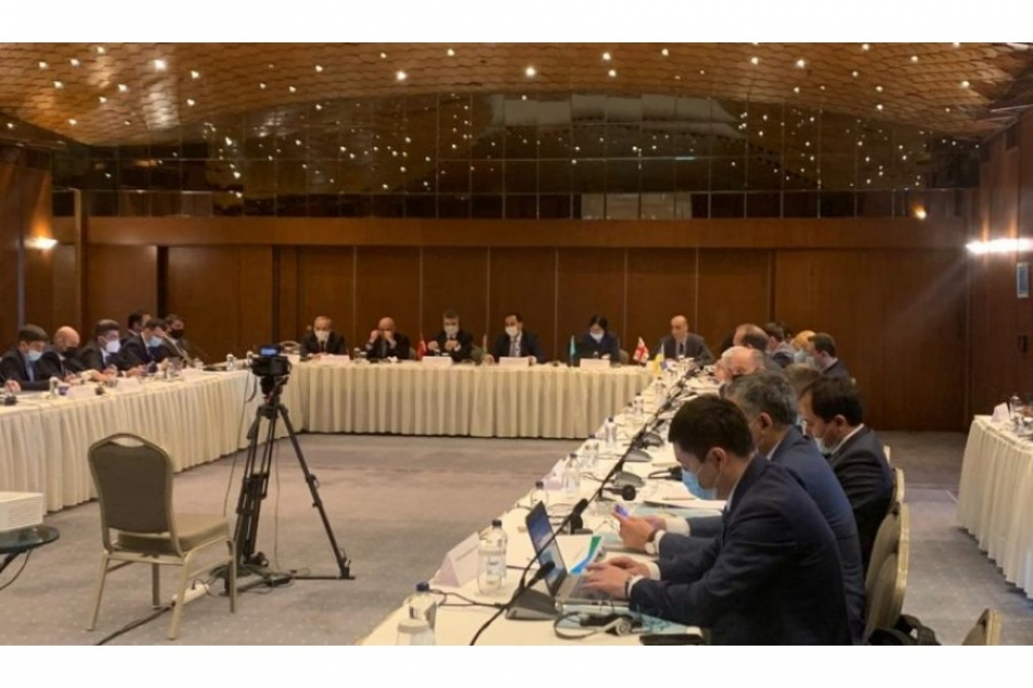 В Турции прошла встреча по Транскаспийскому международному транспортному маршруту