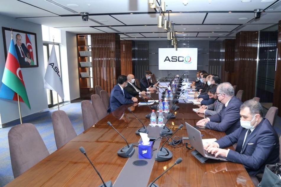 В ASCO прошла встреча с турецкой и узбекской делегациями, организованная Советом сотрудничества тюркоязычных государств