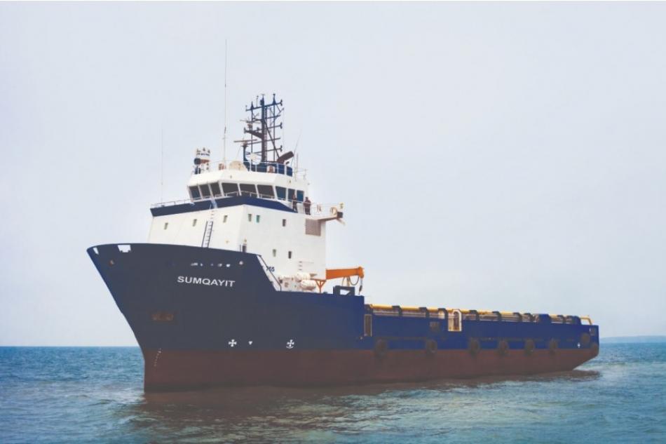 Завершен капитальный ремонт судна «Сумгайыт»