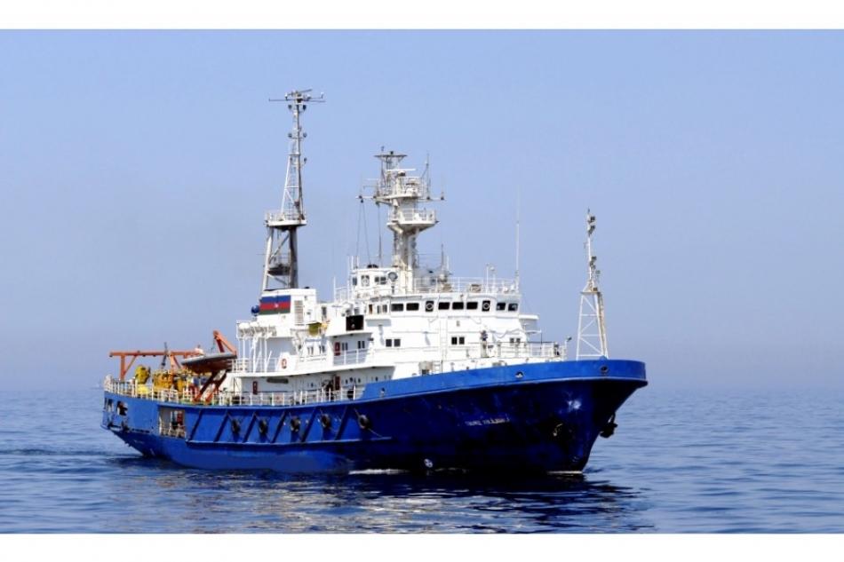 Завершился капитальный ремонт судна ASCO, названного в честь национального героя Табриза Халилбейли