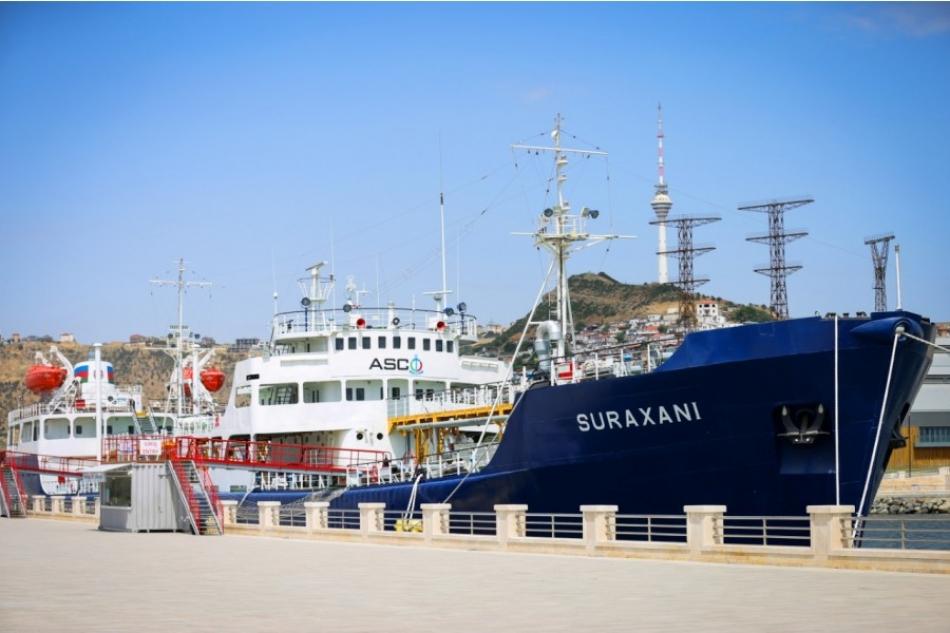 Более 3000 человек посетили корабль-музей «Сураханы» в течение месяца