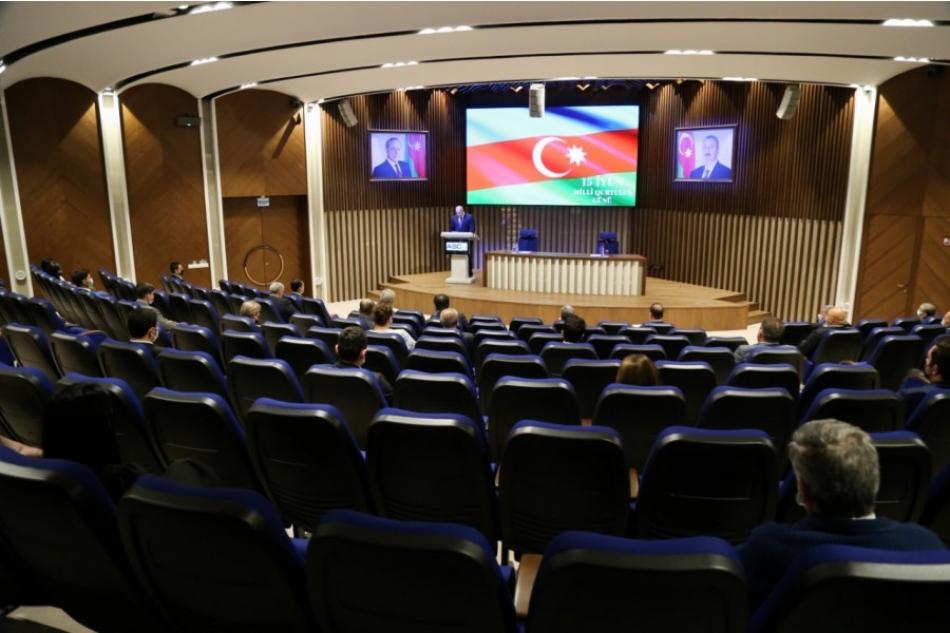 ASCO-da Milli Qurtuluş gününə həsr olunmuş tədbir keçirilib